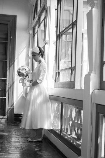 花嫁のオーラも纏います