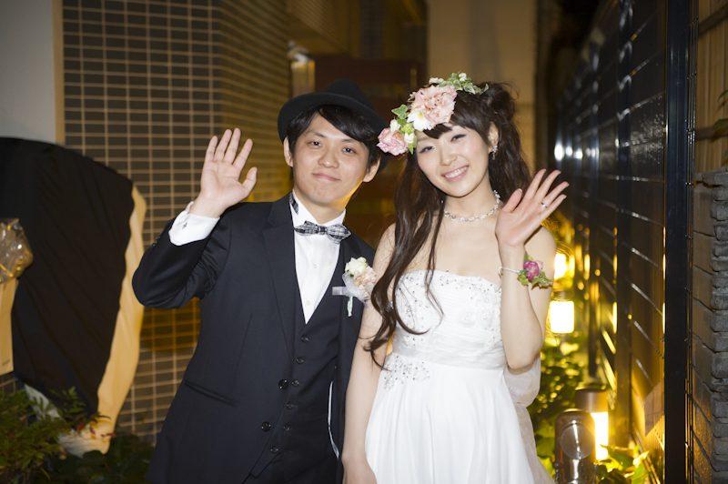 楽しい一日になりました。マサノリさん、ミユキさんありがとうございました!