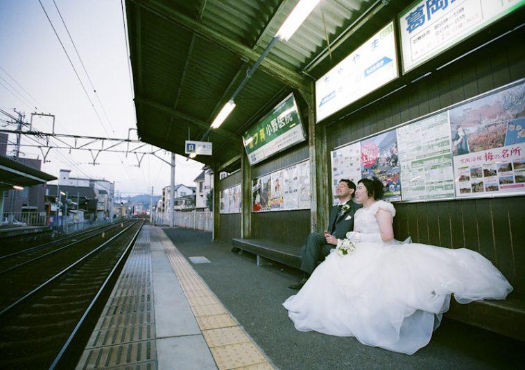 電車好きのタカシさん