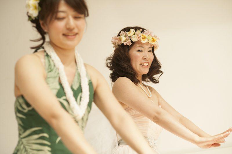カヨコさんも踊ります!