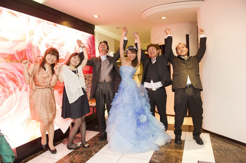 楽しい一日になりました。ナオキさん、コズエさん、ありがとうございました。おふたりの笑顔が大好きです(^O^)