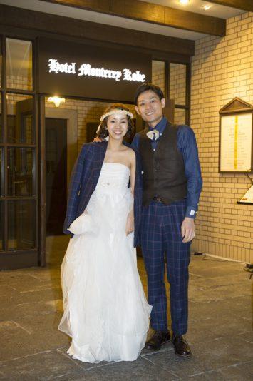 おふたりの優しさが伝わる楽しい一日になりました。ヨシユキさん、カナさん、ありがとうございました!!