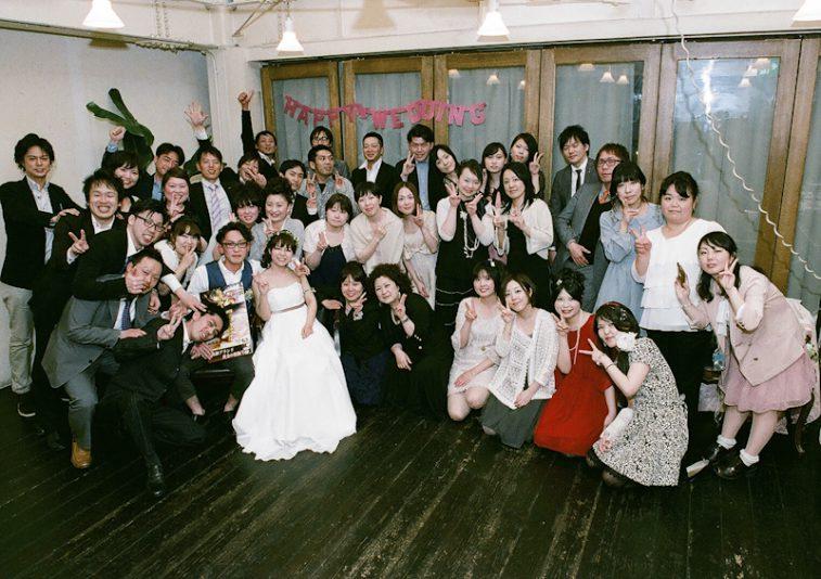 たくさん笑ってたくさん泣いた一日になりました。シンイチさん、ユカリさん、ありがとうございました!!