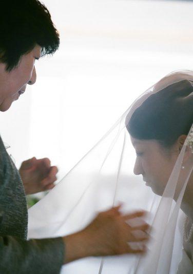 結婚式のはじまりです!