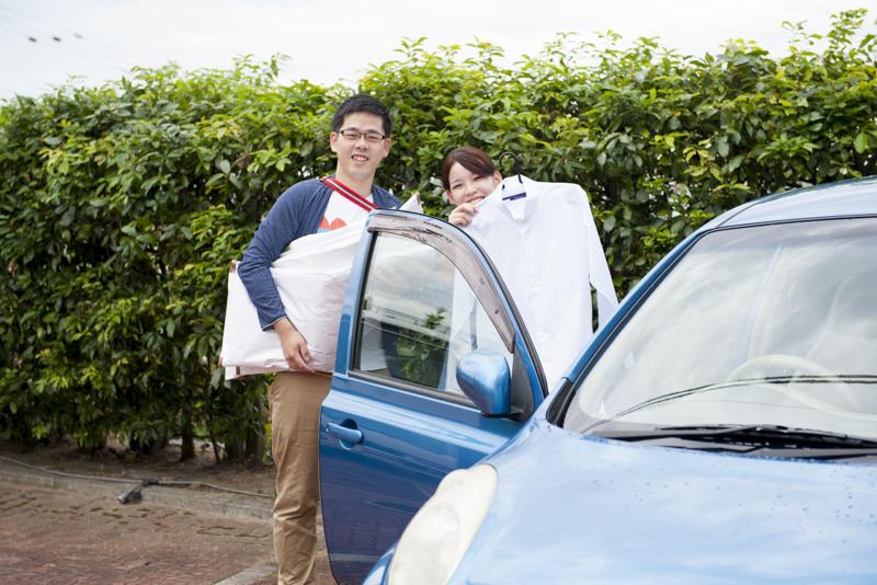 ヨシヒロさんとサチエさん、よろしくお願いします!